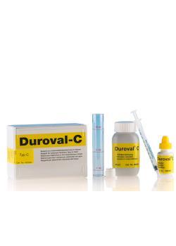 Gebrüder HEYL DUROVAL® Titrimetrische Testbestecke