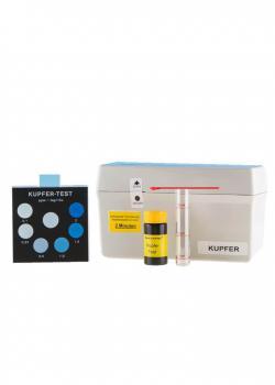 Gebrüder HEYL TESTOVAL® Colorimetrische Testbestecke